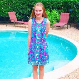 Lilly Pulitzer Abigail Sea Jewels Shift Dress